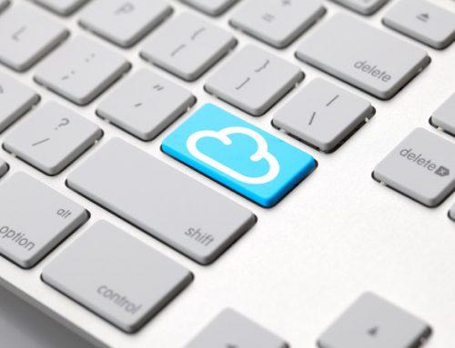 Eine Cloud wird geboren