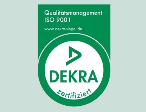 ISO 9001-Zertifizierung für circular